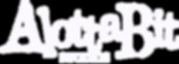 Alottabit White Logo