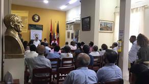 Con acto académico CPC celebró Día del Periodista