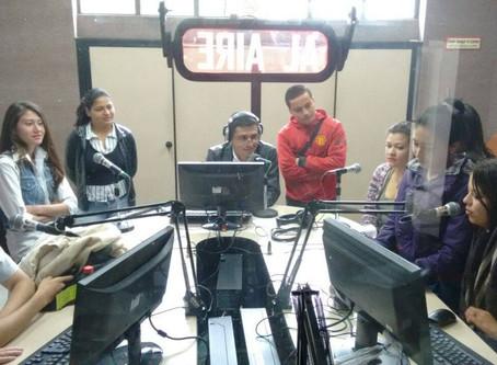 Homenaje a la radio en su Día Mundial