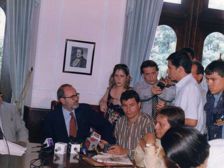 Reflexiones sobre el Día del periodista en Colombia