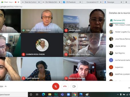 Vea y escuche el Conversatorio CPC sobre el Día del Periodista