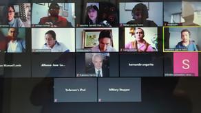 CPC participó en encuentro sobre periodismo organizado por el Instituto Nacional Demócrata