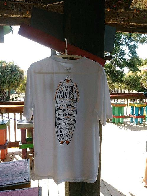 Beach Rules Dri-Fit Shirt
