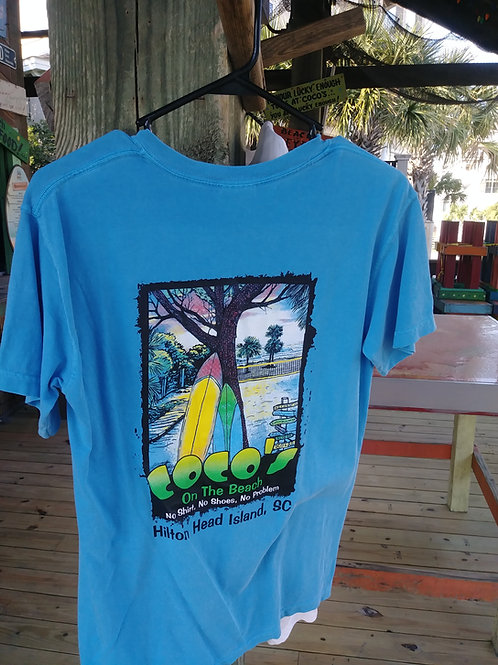 Coco's On The Beach Tee
