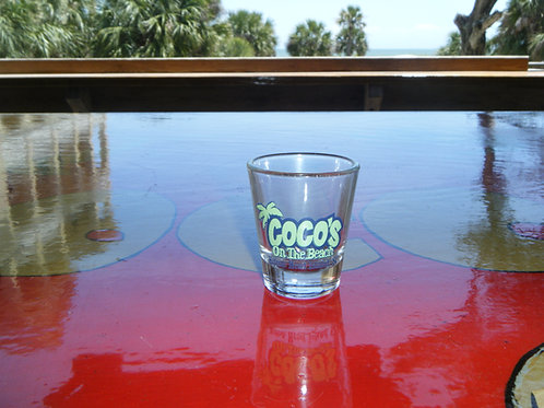 Coco's Shot Glasses