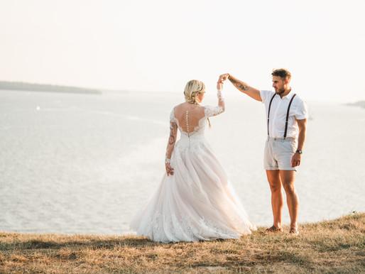 Peri & Dean   Bohemia Overlook Wedding   North East, Maryland Wedding Planner
