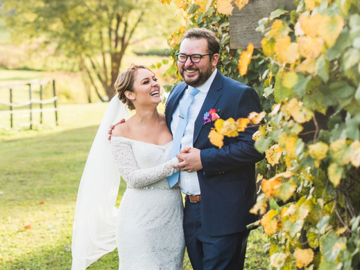Vicky & Brendon | Rillhurst Farm Wedding | Culpeper, Virginia Wedding Planner