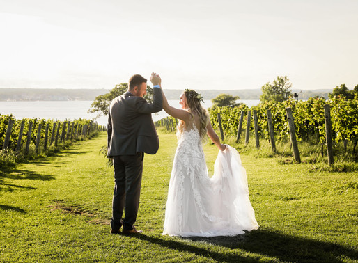 Ventosa Vineyards Wedding | New York Wedding Planner