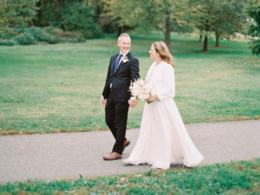Jenni & Kevin | Top of the Town Wedding | Arlington, VA Wedding Planner