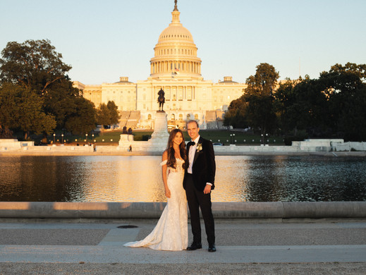 April & JK | Capitol View at 400 | Washington, DC Wedding Planner