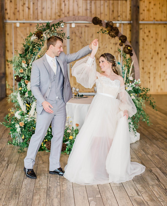 Wedding at Mount Ida Farm in Charlottesville, Virginia.