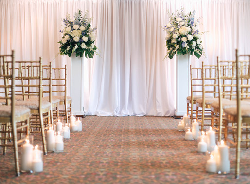 Ft. Myer Officers Club-Patton Hall Wedding | Arlington, VA Wedding Planner