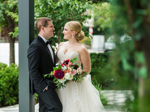 Morgan & Paul | Dupont Circle Hotel Wedding | Washington, DC Wedding Planner