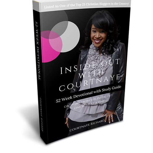 52-Week Devotional - Growing from the Inside Out One Week at a Time