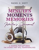 flat Minutes, Moments, Memories Journal