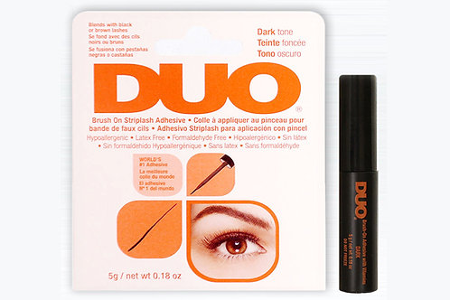Black DUO Brush On Adhesive, 5G