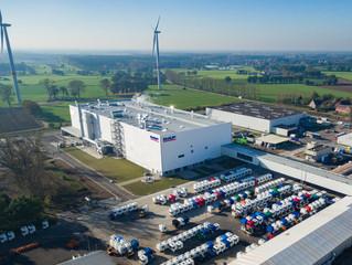 DAF opent nieuwe cabinelakstraat in Westerloo