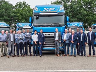 De nieuwe DAF XF bij BEST Trucks!
