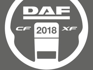 DAF New CF en XF gekozen tot 'International Truck of the Year'