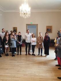 Ethnographie à Bayeux - Stage de Master 1 de Sociologie à l'université de Rouen Normandie