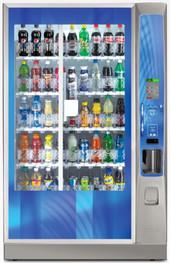 Glassfront Beverage Machines