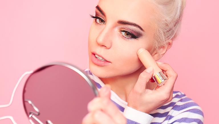 Hochwertige Make-up Produkte für die Hautpflege. Ohne Silikone.