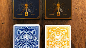 Ravn Playing Cards Sol and Mani is LIVE!