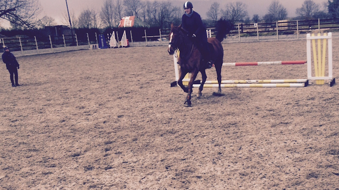 Showjumping Clinic with Mia Palles-Clark