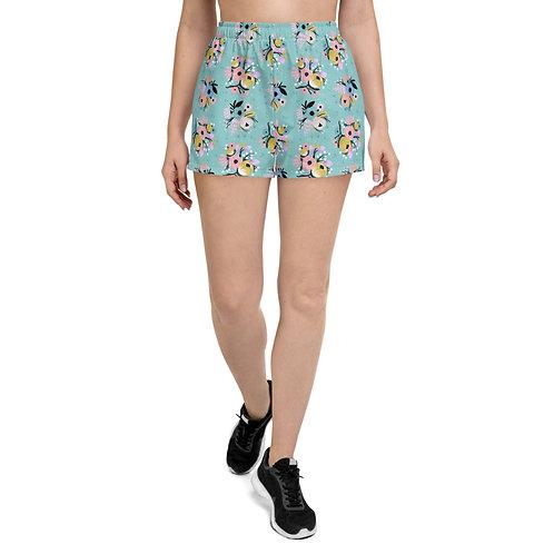 Women's Athletic Short Shorts