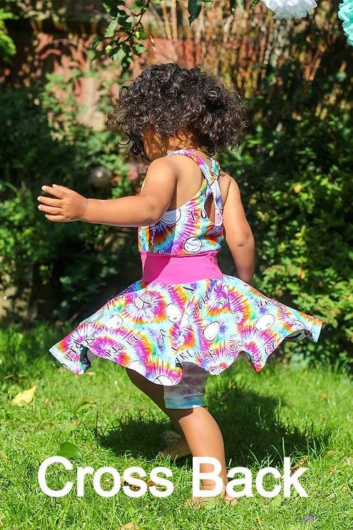 TODDLER Spinner Dress