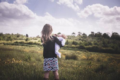 BABY Straight Skirt