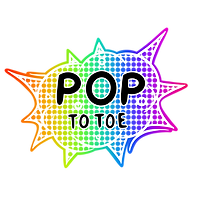 Pop 2 Toe Logo