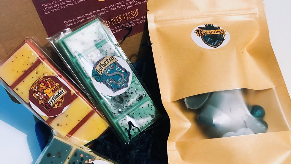 November Monthly Box HARRY POTTER