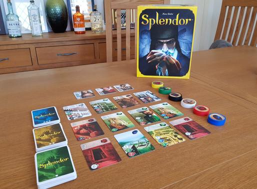 Board Game Review: Splendor