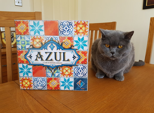 Board Game Review: Azul