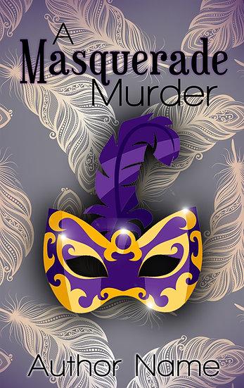 Masquerade Murders (3 covers)