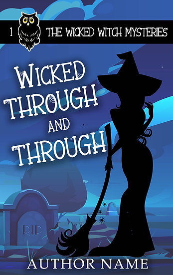 Wicked Witch (3 covers)
