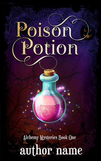 Potion Murders (5 covers)