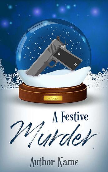 Festive Murder (1 cover)