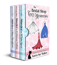 The Bridal Shop Cozy Mysteries