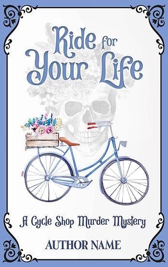 Bike Shop Mystery (3 covers)