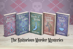 The Knitorious Murder Mysteries