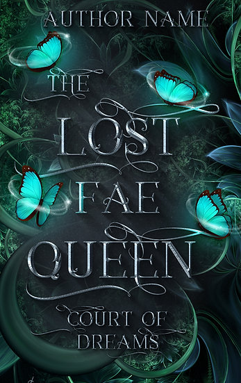 The Lost Fae Queen (1 cover)
