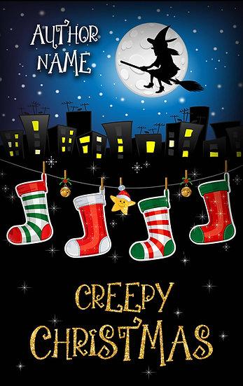 Creepy Chistmas (1 cover)