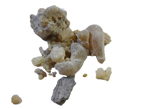 Boswellia resin pieces