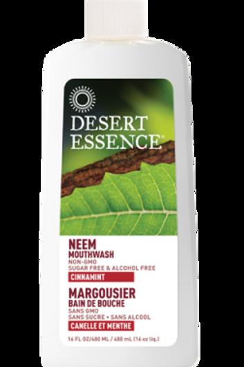Desert Essence Neem Mouthwash