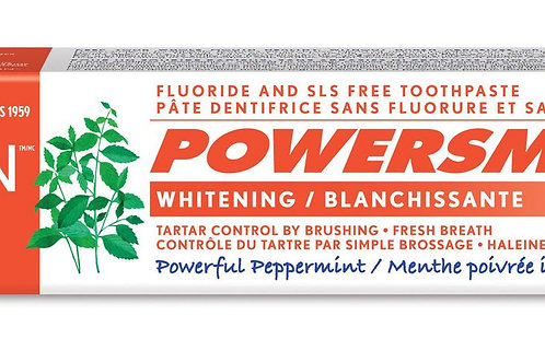 Jason Powersmile Whitening Flouride and SLS Free Toothpaste