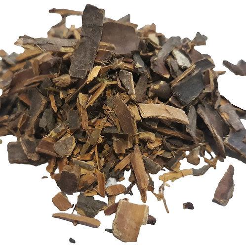 Cascara sagrada bark