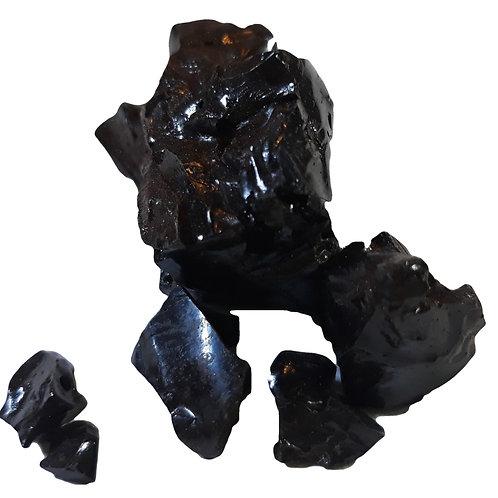 Shilajit pieces (Asphaltum)