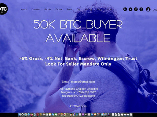 OTCbid - Crypto Long & Short: No, Bitcoin Is Not in a Bubble
